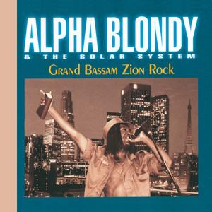 Grand Bassam Zion Rock - Remastered Edition Albumcover