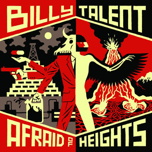 Billy Talent Afraid of Heights cover