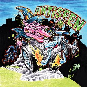 Antiseen / Holley 750 Split album