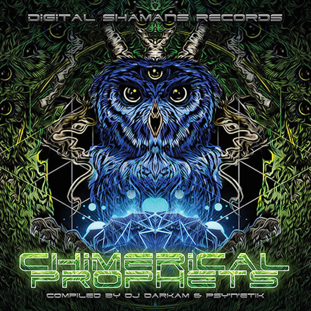 Chimerical Prophets Albumcover