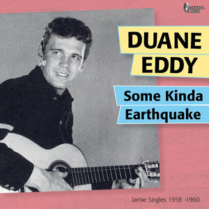 Some Kinda Earthquake (Jamie Singles 1958 - 1960) album