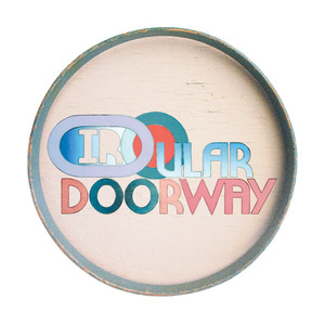 Circular Doorway - Lake