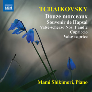 Tchaikovsky: Piano Music Albümü