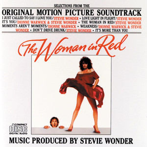 Selections From The Original Soundtrack The Woman In Red album