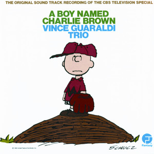 A Boy Named Charlie Brown Albümü
