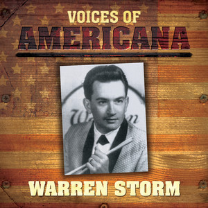 Voices Of Americana: Warren Storm album