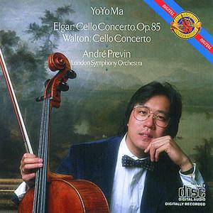 Elgar, Walton: Cello Concertos Albumcover