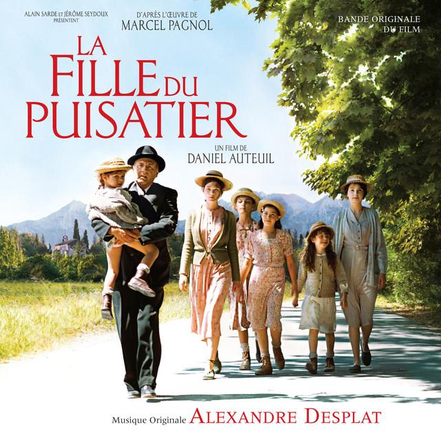 La Fille Du Puisatier (Original Motion Picture Soundtrack) Albumcover