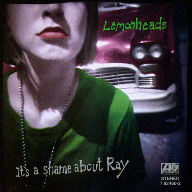 It's a Shame About Ray cover