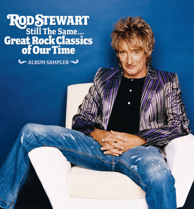 Rod Stewart Have You Ever Seen the Rain cover
