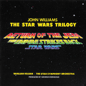 The Star Wars Trilogy (Return of the Jedi / The Empire Strikes Back / Star Wars) album