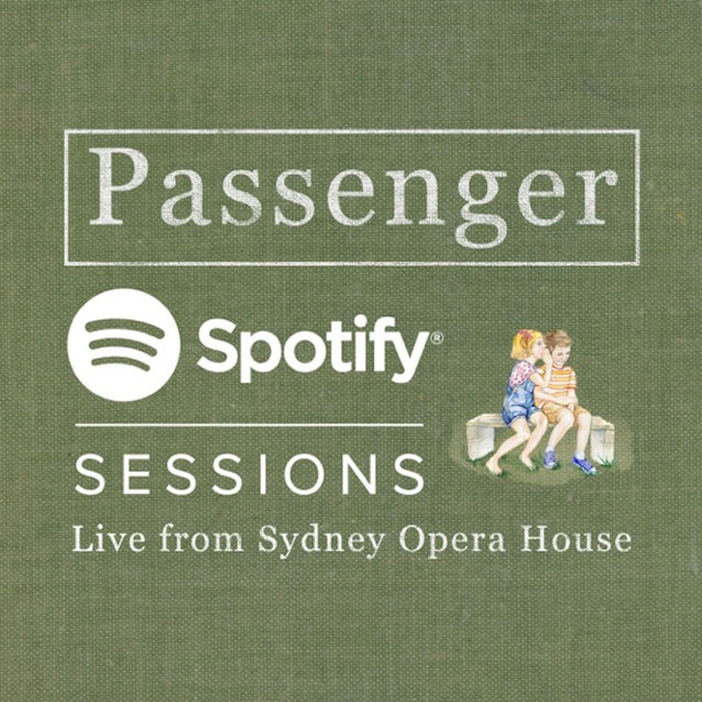 Spotify Sessions Recorded at Sydney Opera House 2014