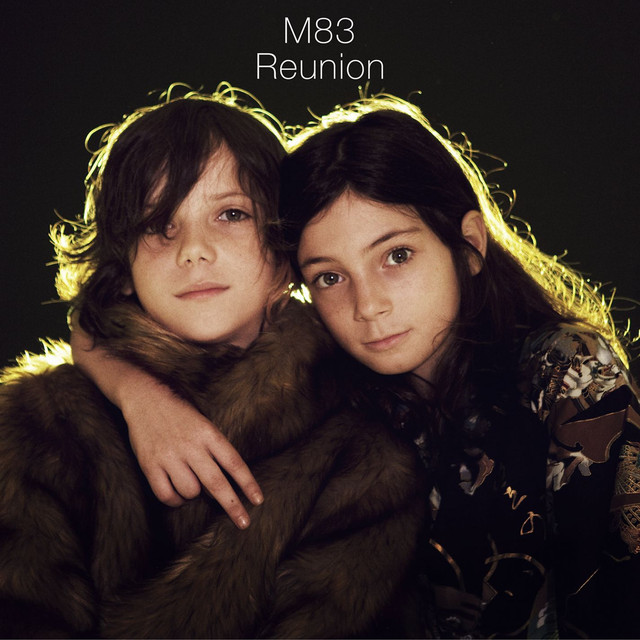 M83 Reunion EP album cover