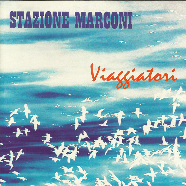Album cover for Viaggiatori by Stazione Marconi