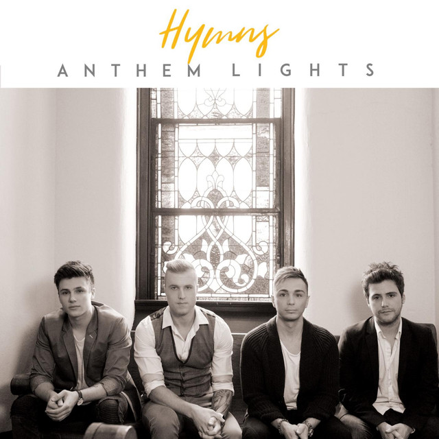 Album cover for Hymns by Anthem Lights