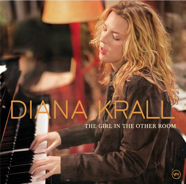 Skivomslag för Diana Krall: The Girl In The Other Room