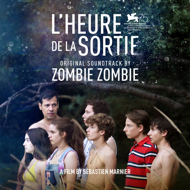Album cover for L'heure de la sortie (Bande originale du film) by Zombie Zombie
