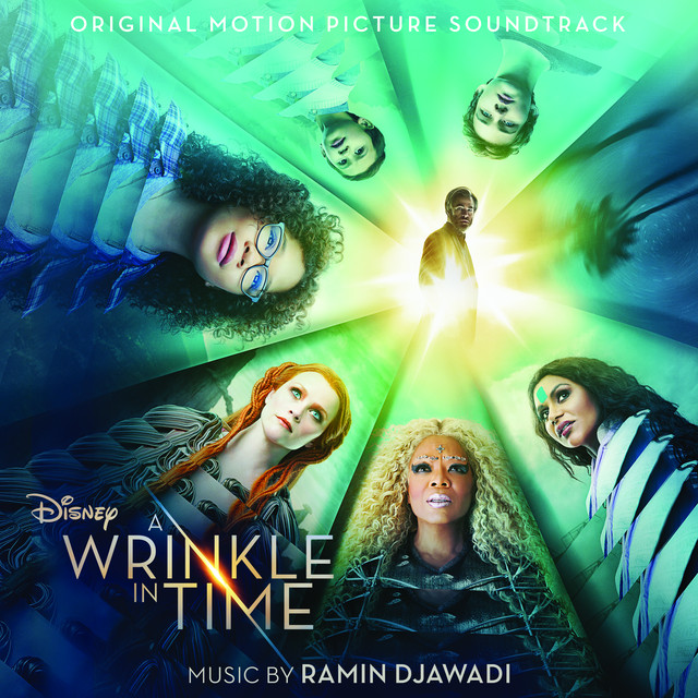 Various Artists A Wrinkle in Time (Original Motion Picture Soundtrack) album cover