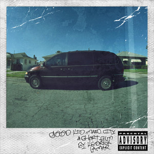 good kid, m.A.A.d city (Deluxe) Albumcover