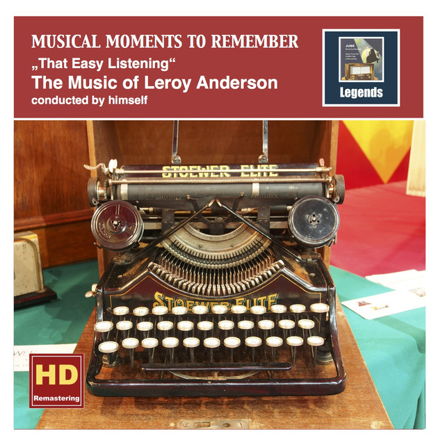 The First Day of Spring, a song by Leroy Anderson, Unknown Artist