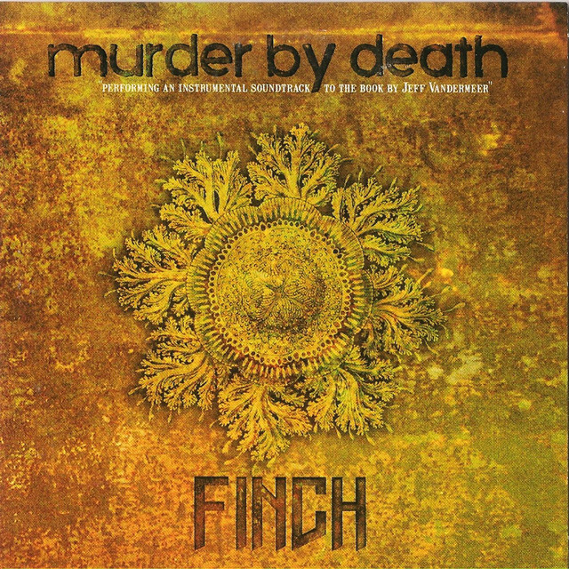 Murder By Death - Finch