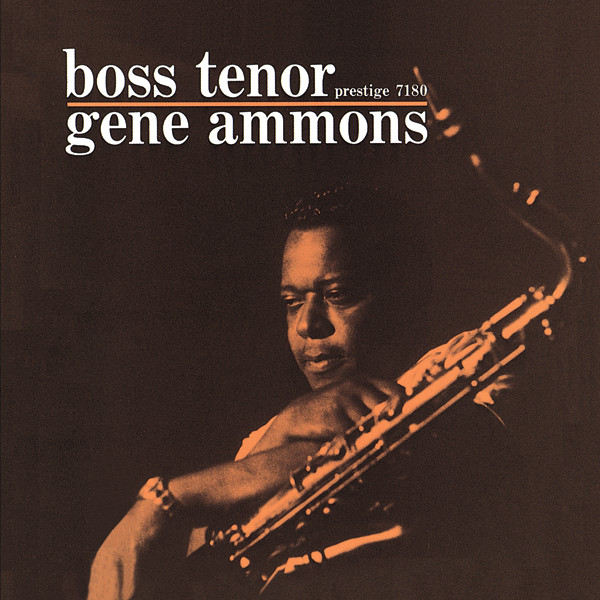 Artwork for Stompin' At The Savoy by Gene Ammons