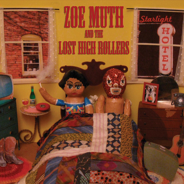 Zoe Muth and the Lost High Rollers   tickets and 2018 tour dates
