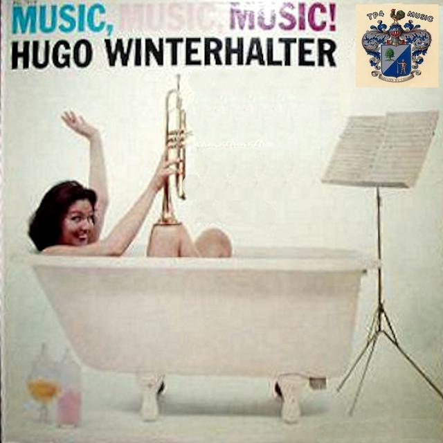 Hugo Winterhalter Music! Music! Music! album cover