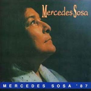Mercedes Sosa '87 album