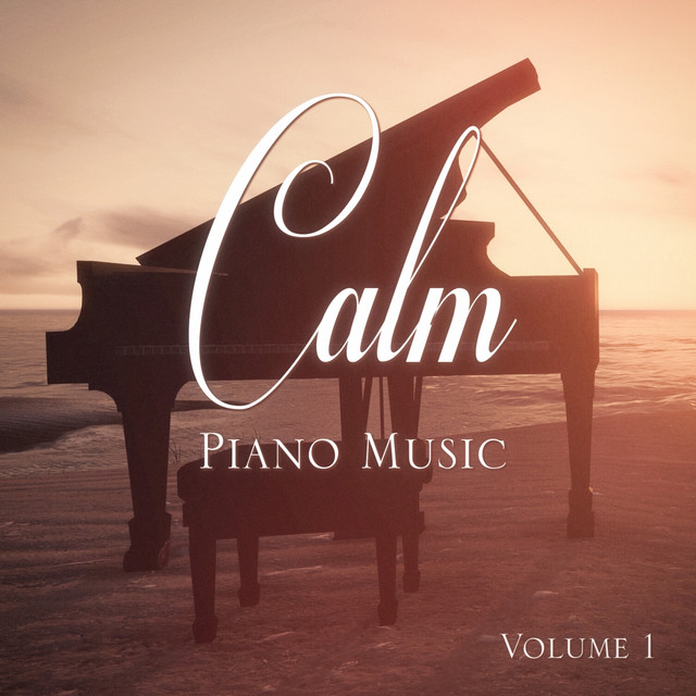 Calm Piano Music Albumcover