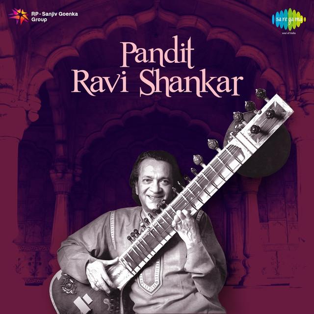 Pandit: Ravi Shankar Albumcover