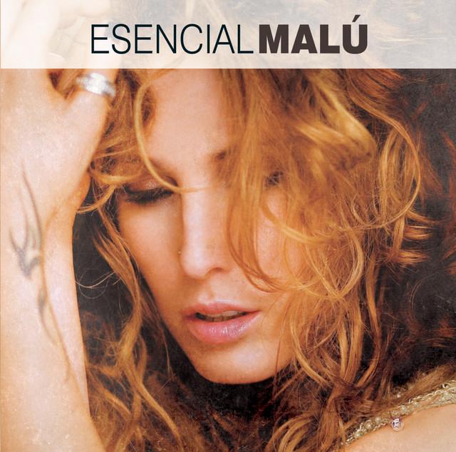 Malú Esencial album cover