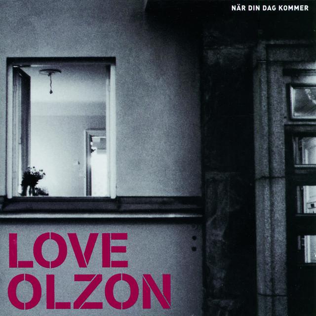 Skivomslag för Love Olzon: När Din Dag Kommer