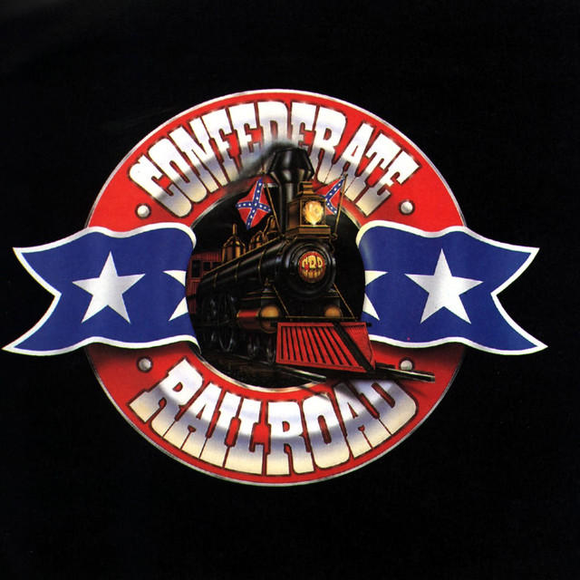 Confederate Railroad Confederate Railroad album cover