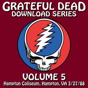 Download Series Vol. 5: 3/27/88 (Hampton Coliseum, Hampton, VA) Albumcover