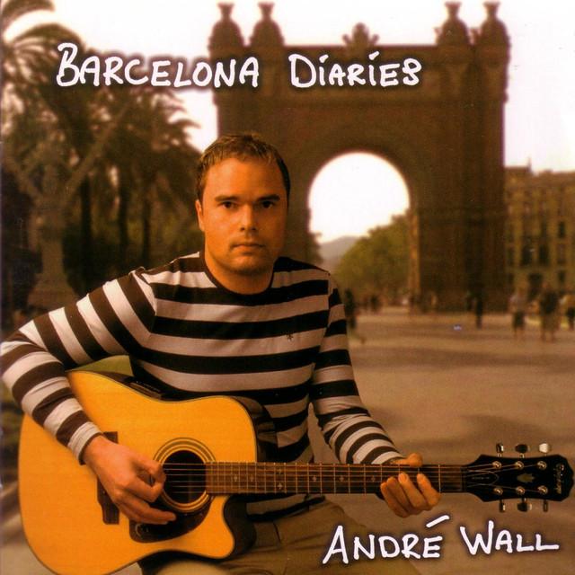 Skivomslag för André Wall: Barcelona Diaries