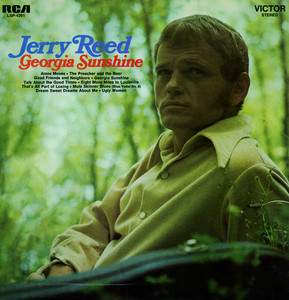 Jerry Reed Eight More Miles to Louisville cover