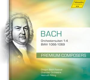 Bach: Orchestral Suites (Suites) BWV 1066-1069 album