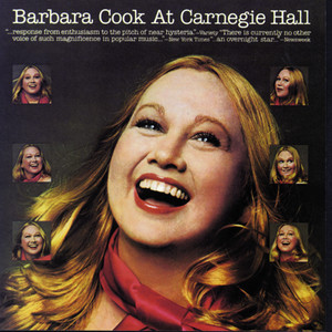 Barbara Cook at Carnegie Hall album