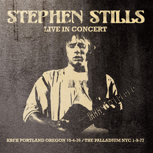Live In Concert - Portland, Oregon 1976 & The Palladium, New York City 1977 (Remastered) [Two Live FM Radio Broadcast ConcertS In Superb Fidelity] album