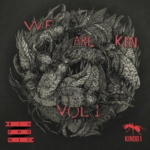 We Are Kin Vol.1 Albumcover