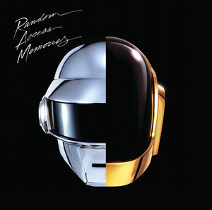 Daft Punk | Random Access Memories | The Collaborators Albumcover