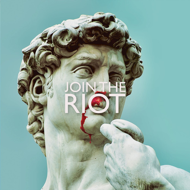 Album cover for Echo by Join The Riot