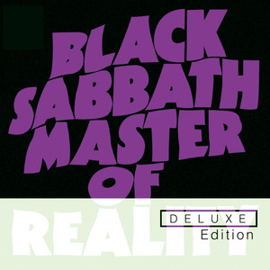 Master Of Reality (Deluxe Edition) Albumcover