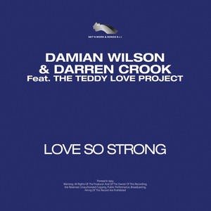Love So Strong (The Teddy Love Project) album