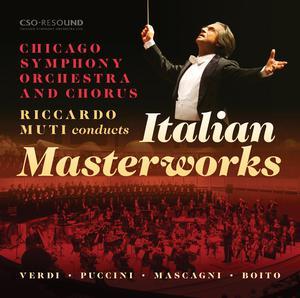 Riccardo Muti Conducts Italian Masterworks (Live) Albümü