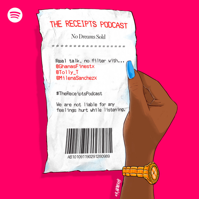 Image result for the receipts podcast