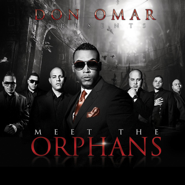 Don Omar Meet The Orphans (Deluxe Version) album cover