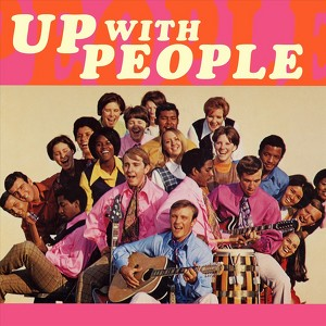 Up with People (1970) Albumcover