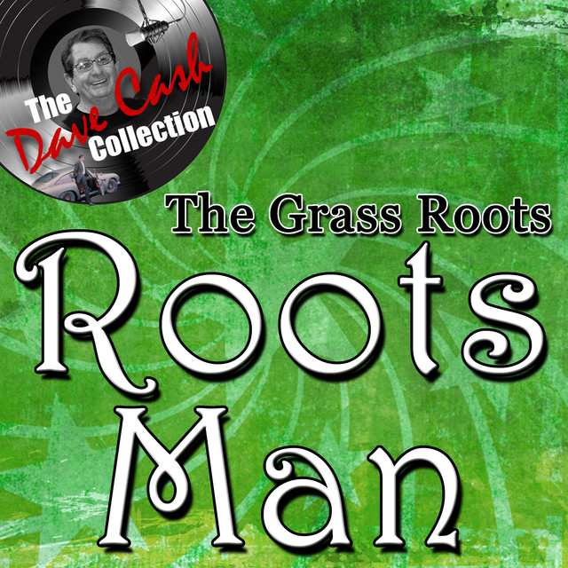 Roots Man - [The Dave Cash Collection]